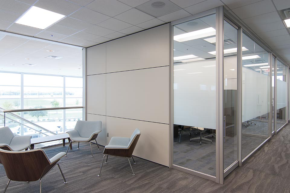 momentum demountable wall system